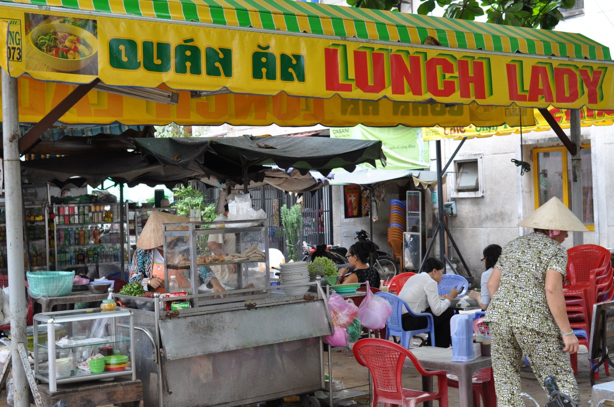 Travel:  Vietnam – Ho Chi Minh City, I Heart The Lunch Lady