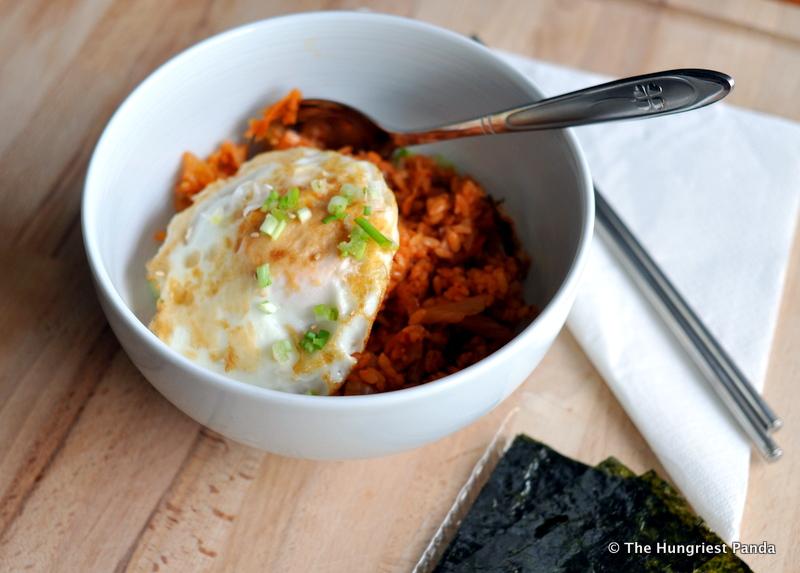 Kimchi Fried Rice1