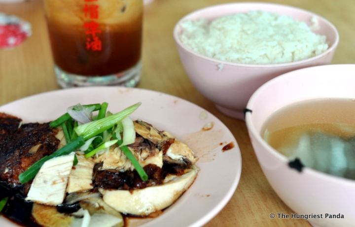 Penang - Hainan Chicken Rice2