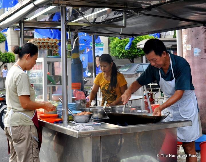 George Town - Char Koay Teow Mee2