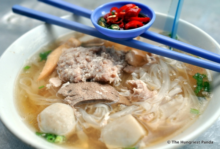 George Town - Koay Teow Soup2