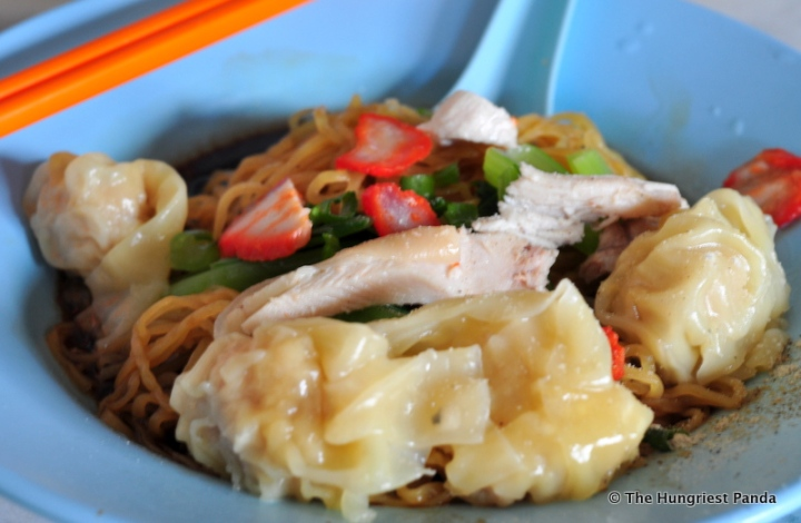 George Town - Wantan Mee1