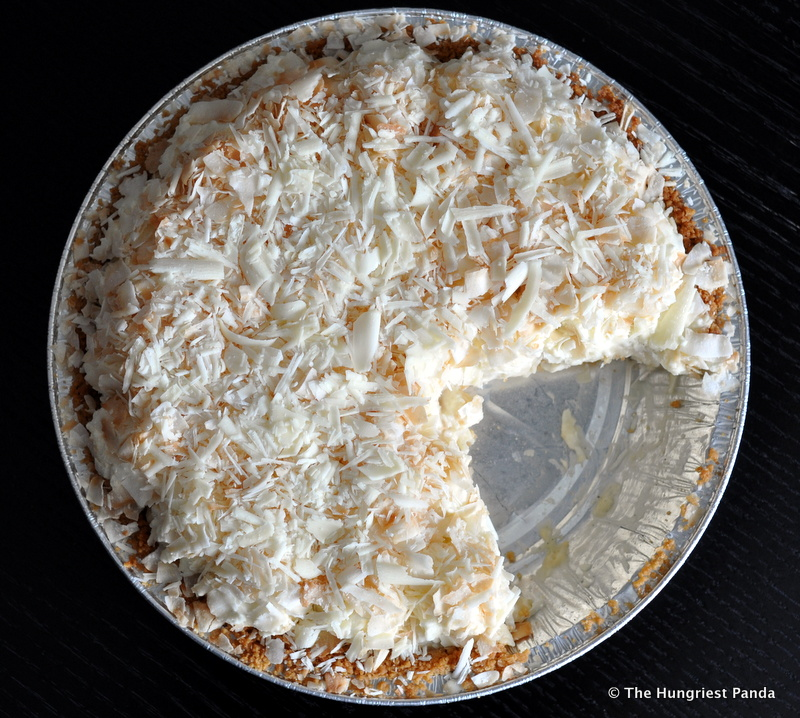 Triple Coconut Cream Pie1