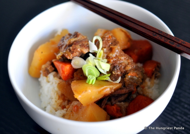 Japanese Braised Short Rib