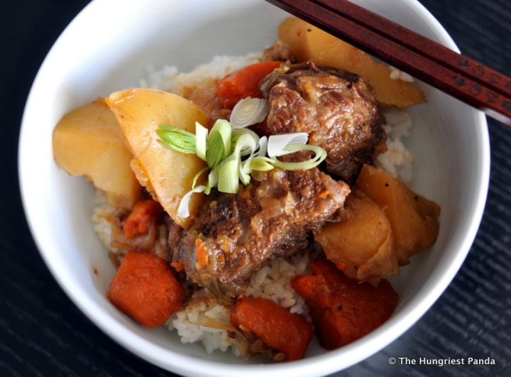 Japanese Braised Short Rib9