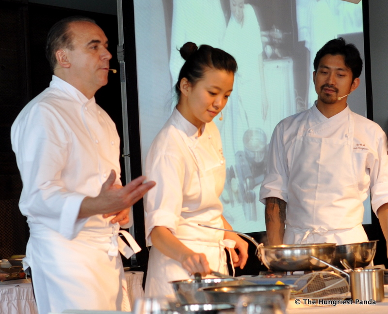 Jean Georges Cooking Demo3