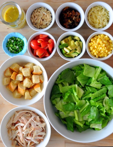Macho Salad - featured