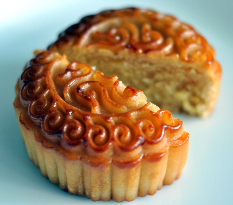 Mooncakes for Mid-Autumn Festival